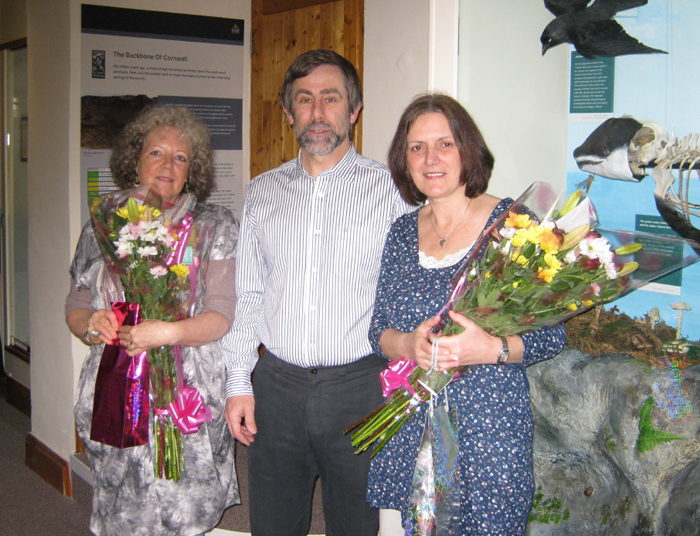 Ann Oxley, Roger Radcliffe, Clare Murton