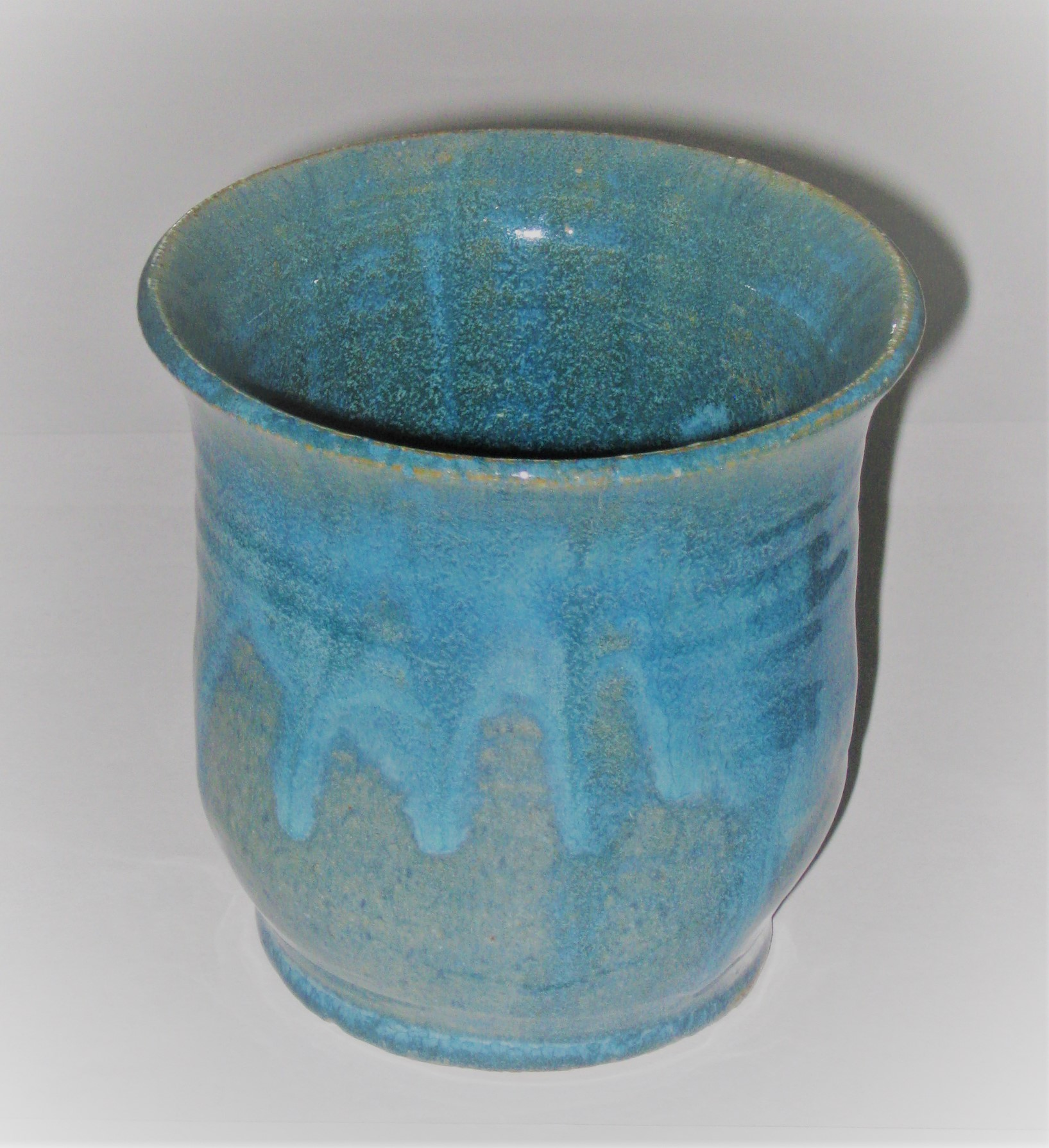 Pot made by Miss Helen Bulkley