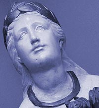 The Lady Agnes figurehead