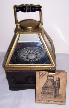 Boat's compass
