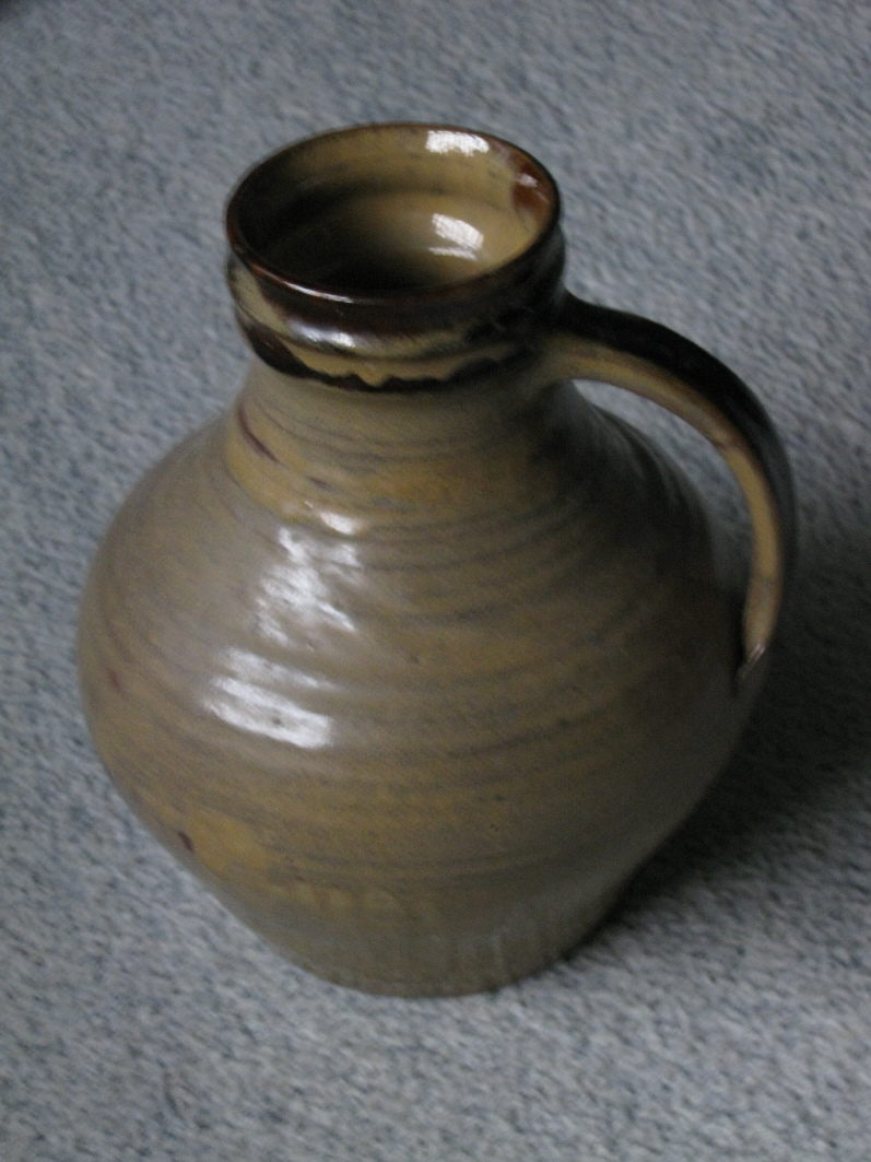 Pot from The Wayside Pottery