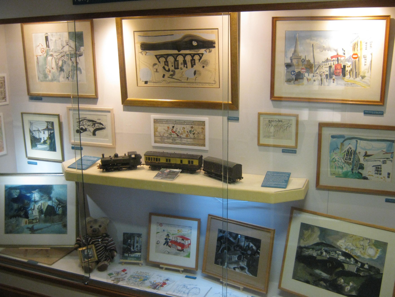 Tony Giles (1925-1994) exhibition