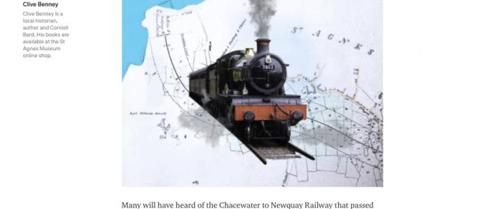 Clive Benney's new blog