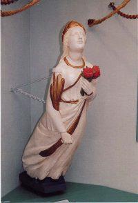 Lady Agnes figurehead